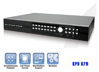 DVR Avtech KPD 679 HA ( 16 Chanel )